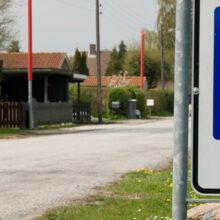Et kortvarigt parkeret køretøj var ikke brug som trafikmiddel