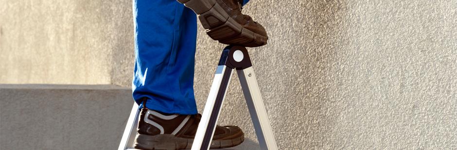 Arbejdsgiver ansvarlig for malers fald fra stige