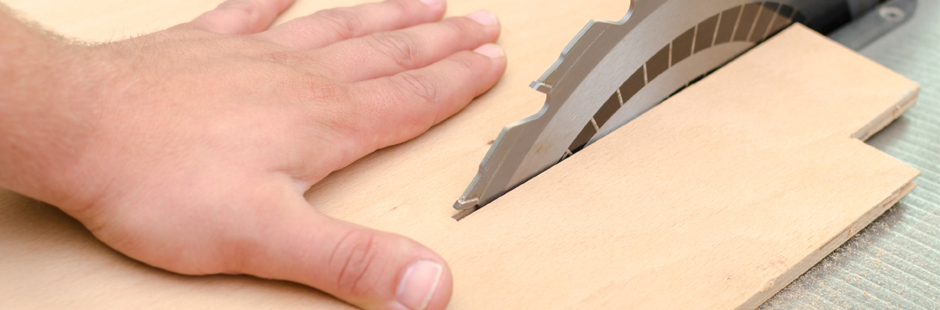 Arbejdsgiver ansvarlig ved ansats tab af skarp kniv