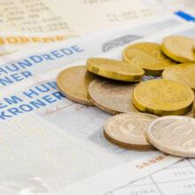 Eget pensionsbidrag dækkes også ved efterbetaling efter individuel kontrakt.