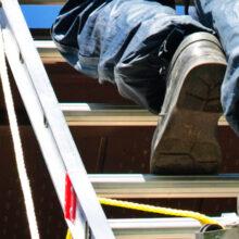 Arbejdsgiveransvar for fald på trappe