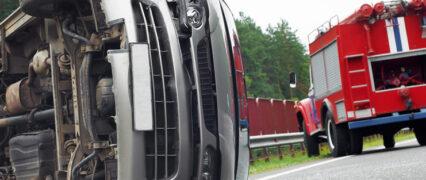 Forsikringsselskaber solidarisk ansvarlige for 2 færdselsuheld